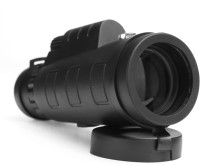 eDUST Day and Night 40x60 1500M/9500M Waterproof Monocular(60 mm, Black)
