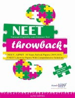 NEET Throwback: 10 NEET Previous Year Papers (2009-2018) & 5 Mock Papers(English, Perfect, Aim4AIIMS Editorial Team)