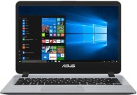 View Asus Vivobook Core i5 8th Gen - (8 GB/256 GB SSD/Windows 10 Home/2 GB Graphics) X507UF-EJ093T Thin and Light Laptop(15.6 inch, Grey) Laptop