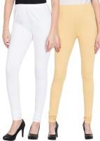 NGT Churidar  Legging(Multicolor, Solid)