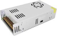 DHRUV-PRO Led Indicator 5 Volt / 60 Amp DC Output Power Supply, Metal Case Type Power LED Driver Power Supply, AC Input 100/240vAC 300 Watts PSU(White)