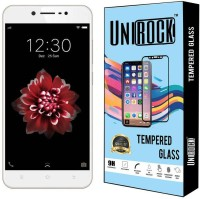 Unirock Tempered Glass Guard for Vivo Y66 (Crown Gold, 32 GB) (3 GB RAM)(Pack of 1)