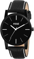 PZOZ New Unique Collection Black Dia Analog Watch  - For Boys