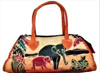 SNB Handicrafts SNB0010MCEL1 Multipurpose Bag(Multicolor, 2 L)