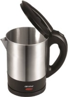 Orpat OKE-8147 Electric Kettle (1 L) Electric Kettle(1 L, Black and Sliver)