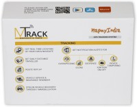 Mapmyindia GPS Tracking System With 3 Year Subscription GPS Device(Black)