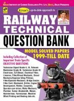 Kiran's Railway Technical Question Bank (1999- Till Date) - English(Paperback, KIRAN PRAKASHAN)
