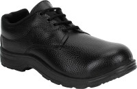 Earton Safety Shoe Boots For Men(Black)
