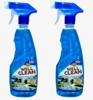 well clean Glass cleaner(1100 ml)
