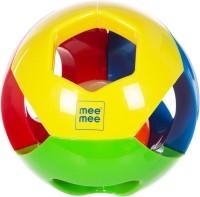 MeeMee Colourful Rattle Ball (Multicolor)(Multicolor)
