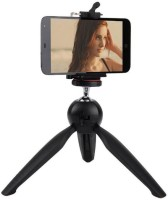 Tech-x Mini TriPod Universal YT-228 For Digital Camera & All Phones Tripod(Orange, Supports Up to 150 g)