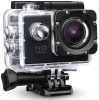 ALONZO Full HD 1080p 12mp Action Camera Go Pro Style Sports and Action Camera(Multicolor, 12 MP)