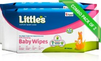 Little's Soft Cleansing Baby Wipes(160 Pieces)