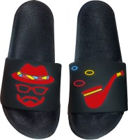 AARADHAYA Hookah Soft Rubber House Slippers For Men's And Boy's Slides