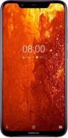Nokia 8.1 (Iron, 64 GB)(4 GB RAM)