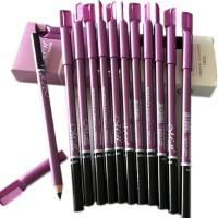 MN Perfect Eyebrow Pencil waterproof (Set Of 12)(Black)