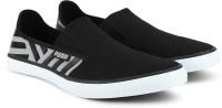 Puma Auxius IDP Slip On Sneakers For Men(Black)