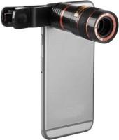 TSV 8X Zoom Universal Mobile Phone Telescope Camera Lens Compatible For Realme Pro,Iphone,Redmi,Vivo ,Samsung Smartphones  Lens(Black, NA)