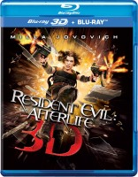 Resident Evil: Afterlife (Blu-ray 3D)(3D Blu-ray English)