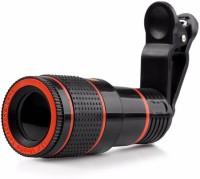 TSV 8X Zoom Universal Mobile Phone Telescope Camera Lens  Lens(Black, NA)