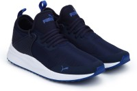 Puma Pacer Next Cage Basketball Shoes For Men(Blue)