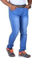 Lzard Slim Men Blue Jeans
