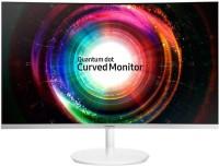 Samsung 27 inch Curved WQHD Monitor (LC27H711QEWXXL)(HDMI)