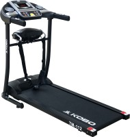 Kobo 2 H.P Peak Motorised Exercise Fitness Jogger With Massger Vibrator (New Model) Treadmill