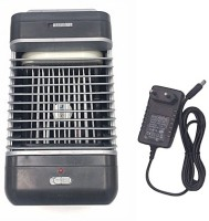 View Cpixen 110-220V Mini Handy Cooler Evaporative Air Cooler Air Conditioner Personal Air Cooler(Black, 0 Litres) Price Online(Cpixen)