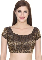 TINYTOY Fashion Neck Women's Stitched Blouse