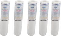 KENT 5 Micron 689 Solid Filter Cartridge(0.5, Pack of 5)