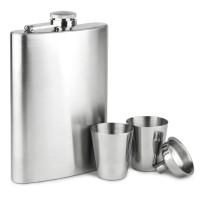 HOTWINE 4 - Piece Bar Set(Stainless Steel)