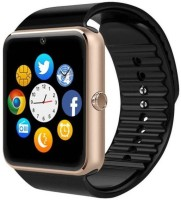 Stark GT_08 Notifier Health Smartwatch(Black Strap, Regular)
