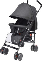R for Rabbit Twinkle Twinkle Baby Stroller - The Compact Folding Baby Stroller and Pram (Black Grey) Stroller(Multi, Black, Grey)