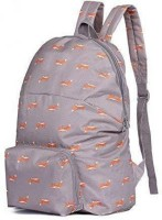 Seaspirit Polyester Grey Fordable Backpack Waterproof Multipurpose Bag(Multicolor, 10 L)