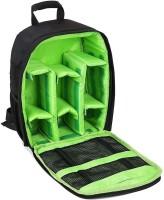 MIRROR Camera Backpack Waterproof DSLR Camera, Lens,Camera Accessories Bag(Green)  Camera Bag(Green)