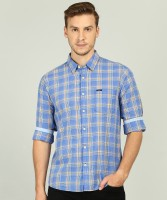 Pepe Jeans Men Checkered Casual Multicolor Shirt