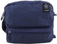 vepson Large Cube Travelling Messenger Cross body Shoulder Bag Multipurpose Bag(Multicolor, 5 L)