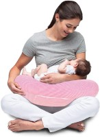 Baybee New Born Portable Breast Feeding Pillow | Infant Support for Baby and Mom | Best for Breastfeeding PillowMoms - Blue | Inflatable Travel Nursing Pillow – Maternity Breastfeeding Support Breastfeeding Pillow