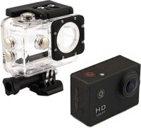 LIZZIE Action Shot Under W Sports and Action Camera(Black, 12 MP)