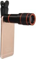TSV Brand New Lens 12x Zoom Optical Mini Mobile Phone Telescope HD Camera Lens+Clip For All Smartphone  Lens(Black, 20-40)