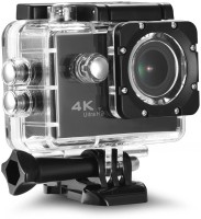 SNEEZE 4k Action camera Sports and Action Camera 4K Ultra HD 16 MP WiFi Waterproof Digital Sports and Action Camera(Black, 16 MP)