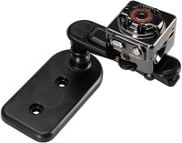 LIZZIE MINI NIGHT VISION CAMERA HD Camcorder Night Vision Sports and Action Camera(Black, 12 MP)
