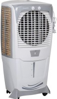 View Crompton zone 75 with 3 Speeds Desert Air Cooler(White, Grey, 75 Litres) Price Online(Crompton)