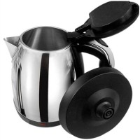 Emmquor IKIITZ_562 1.8LTR Electric Kettle(1.8 L, Black, Silver)