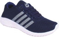OZZY Stylish & Latest Shoes for Men & Boys Running Shoes For Men(White, Navy)