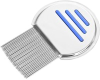 TBUY Premium Lice Comb With Steel Teeth removes Lice & Nits NIT Free Hair