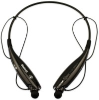 Oxhox HBS-730 Wireless compatible with 4G redmi Headset with Mic Bluetooth Headset with Mic(Black, In the Ear)