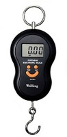 Gadget Tree Smiley 50kg Multicolor Smily Scale Weighing Scale for luggage Weighing Scale(Black)