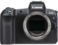 Canon EOS R Mirrorless Camera Body Only (16 GB Memory Card + Carry Case)(Black)
